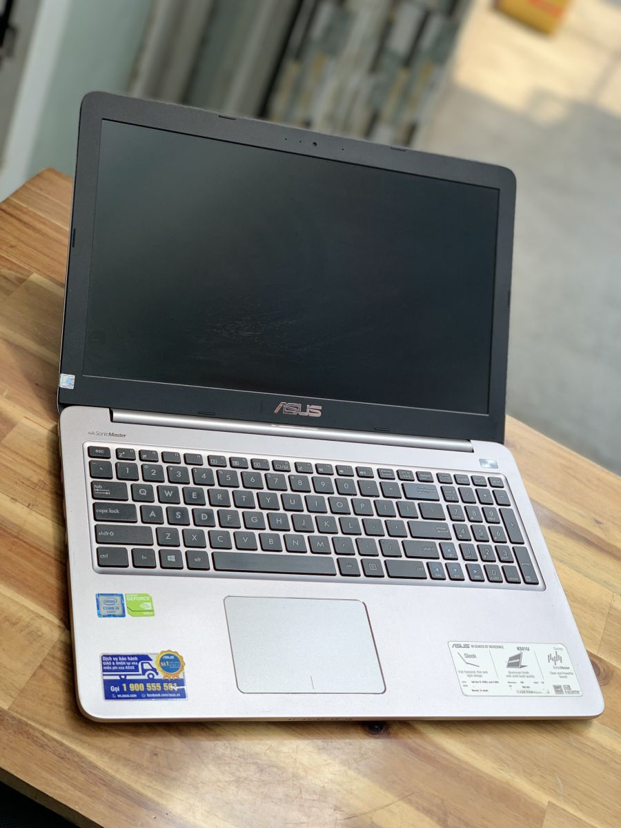 Laptop Asus K501LB, i5 6200U 4G 1000G Vga 940M Full HD Like new Giá rẻ2