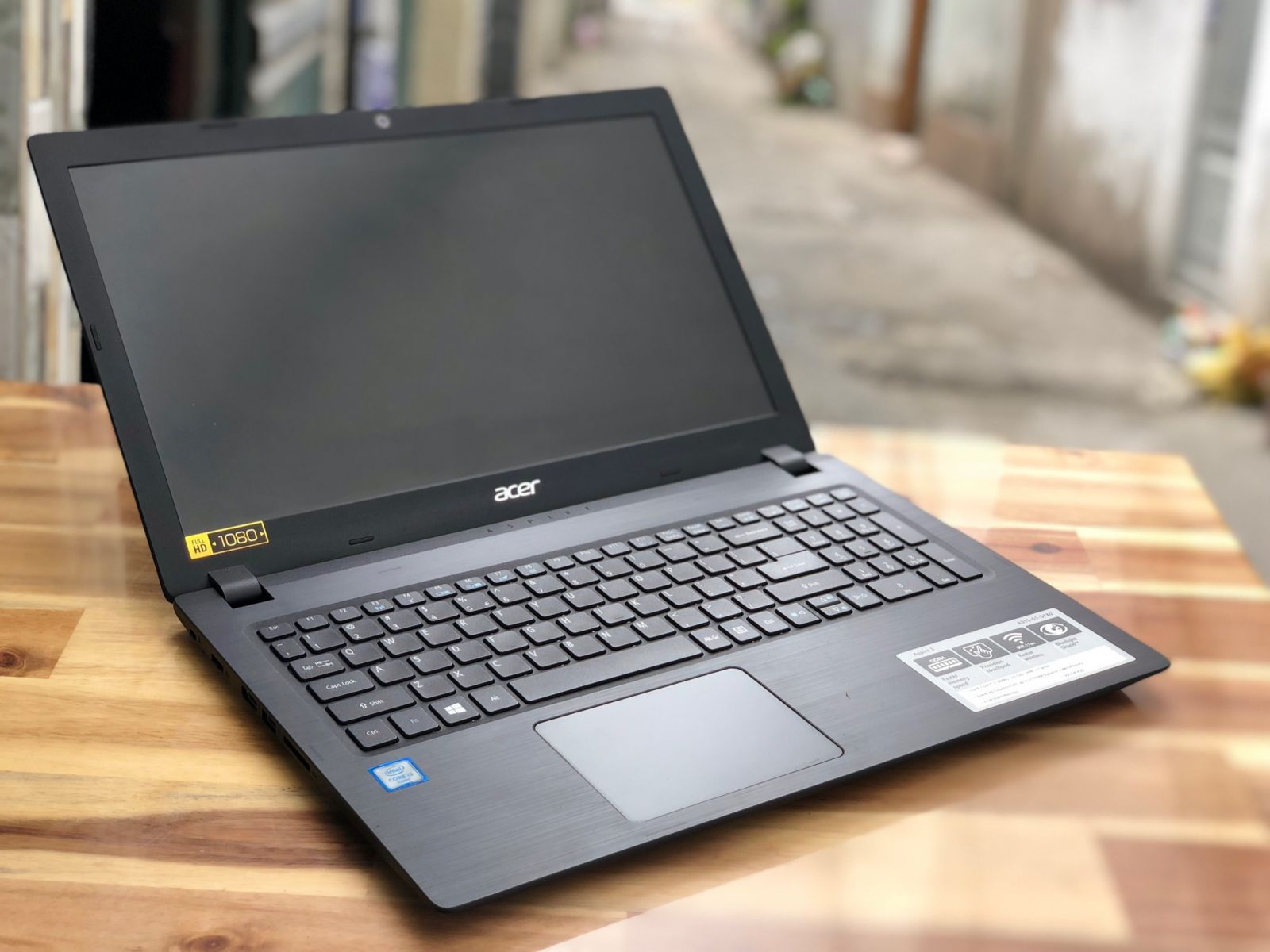 Laptop Acer Ultrabook Aspire A315-51, i3 7100U 4G SSD128 Full HD Like new giá rẻ6