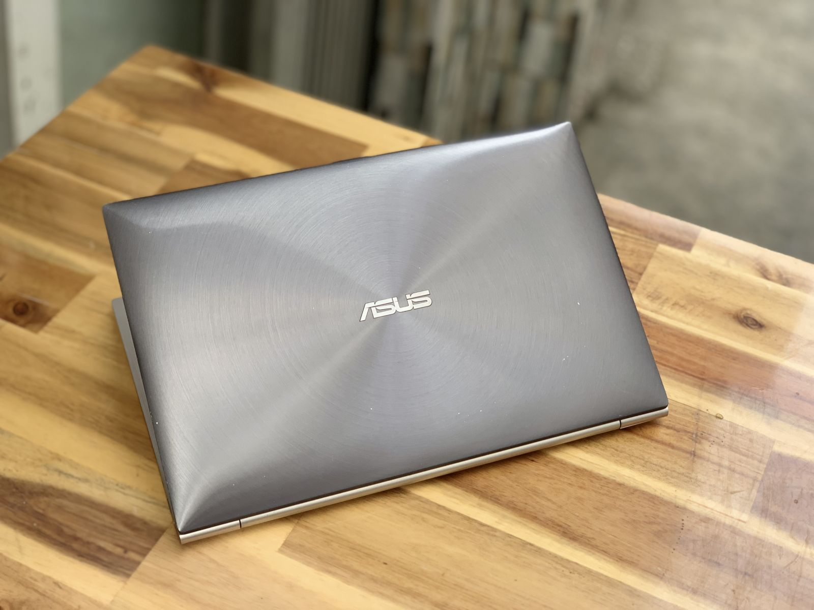 Laptop Asus Zenbook UX21E/ i5 2467M/ 4G/ SSD256/ 12in/ Giá rẻ4