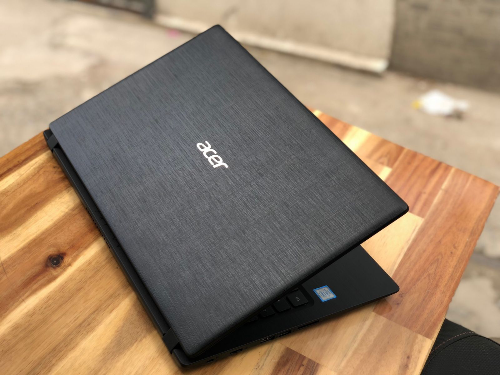 Laptop Acer Ultrabook Aspire A315-51, i3 7100U 4G SSD128 Full HD Like new giá rẻ5