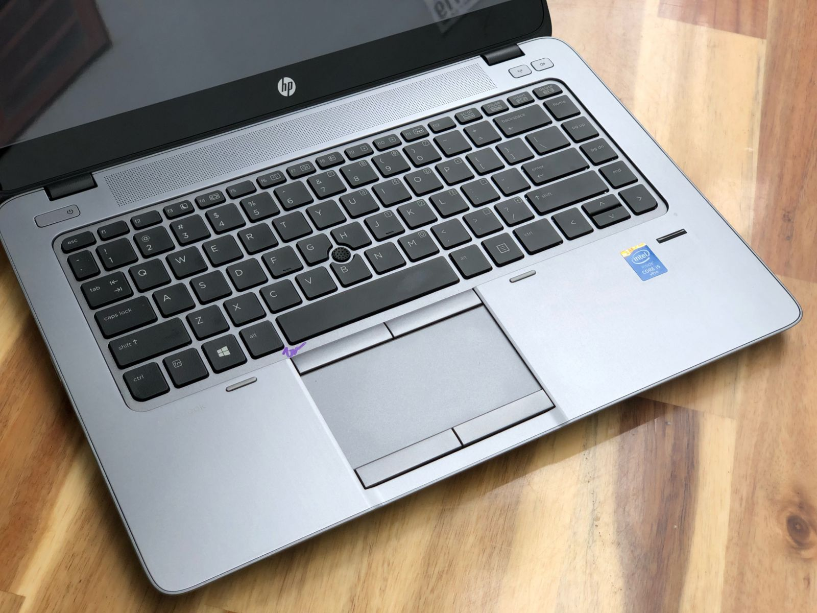Laptop HP Elitebook 840 G2 Core I5-5300U/ Ram 8G/  SSD 128/ 144