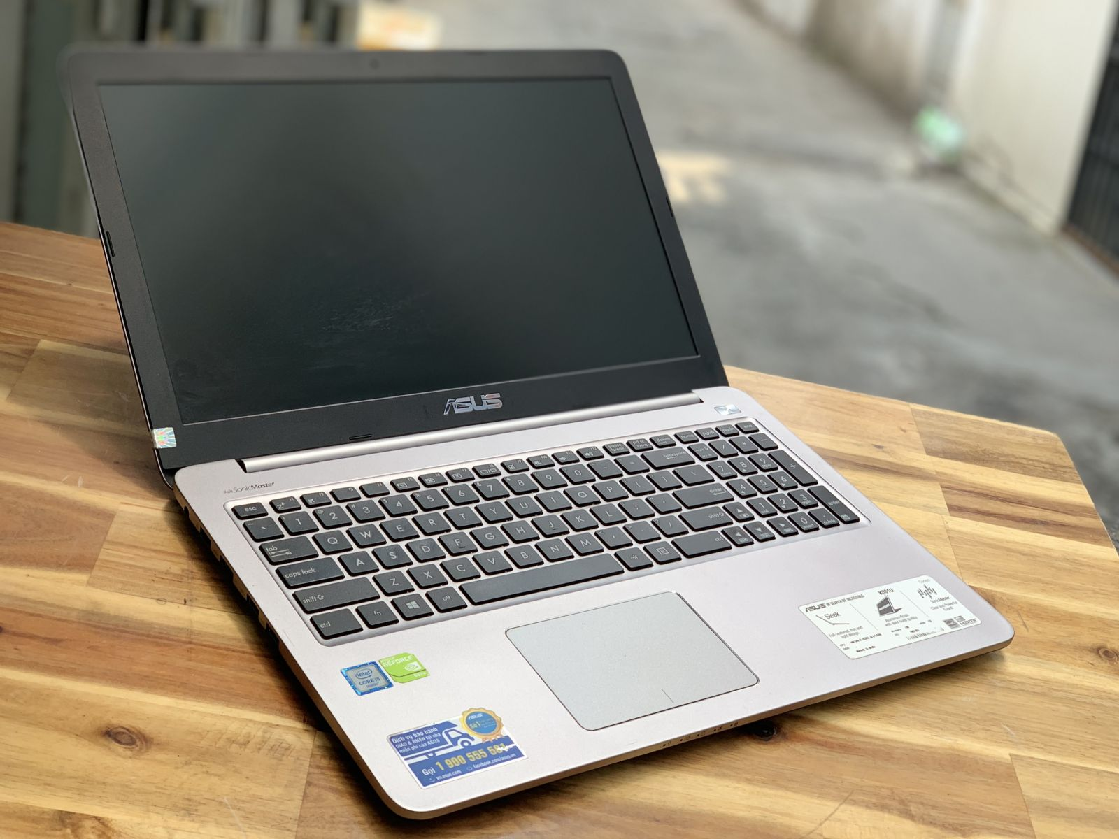 Laptop Asus K501LB, i5 6200U 4G 1000G Vga 940M Full HD Like new Giá rẻ4