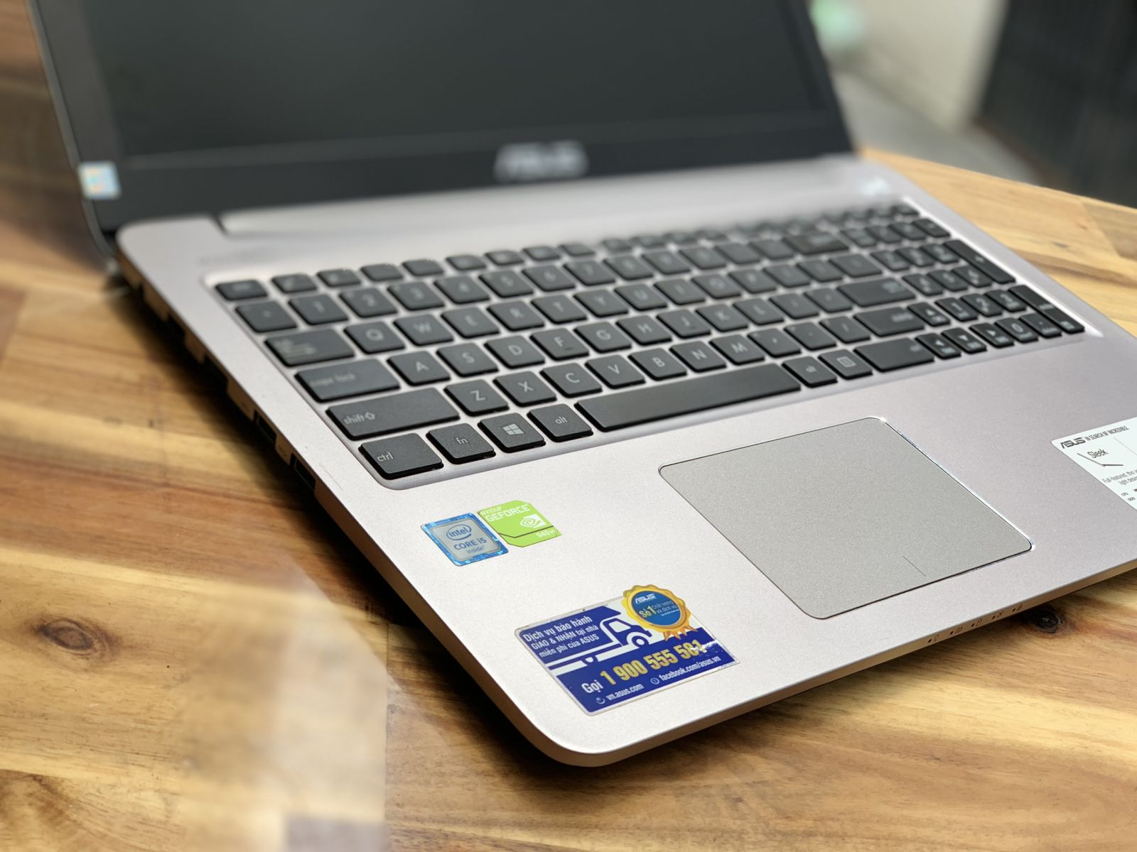Laptop Asus K501LB, i5 6200U 4G 1000G Vga 940M Full HD Like new Giá rẻ1