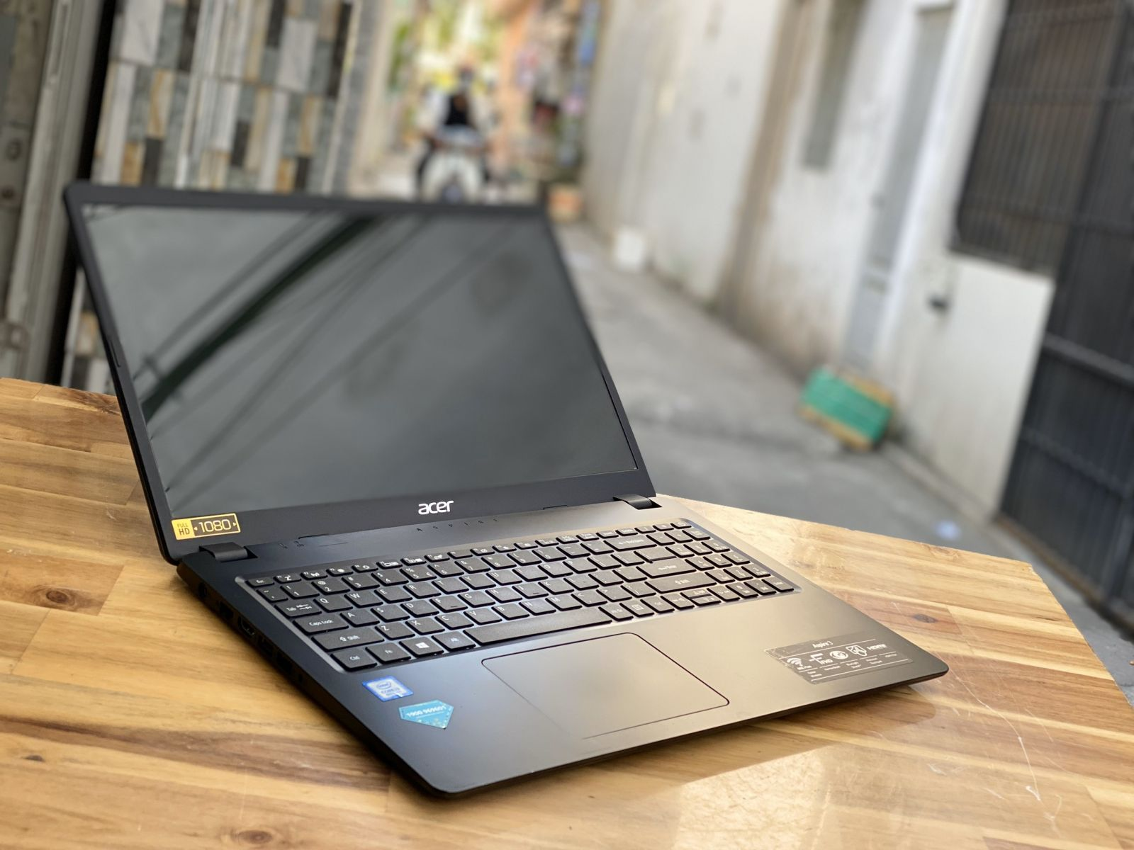 Laptop Acer Aspire A315-54, i3 8145U 4G SSD256 Full HD Like new Full HD Giá rẻ2