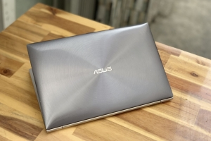 Laptop Asus Zenbook UX21E/ i5 2467M/ 4G/ SSD256/ 12in/ Giá rẻ