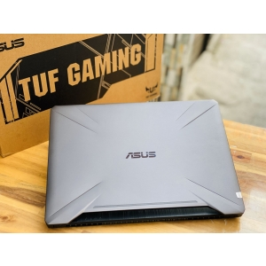 Laptop Asus TUF Gaming FX505DY_AL095T, Ryzen 5 3550H 8G SSD128+1T Vga RX560X 4G Full HD 120hz New 100%
