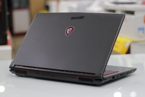 Laptop Gaming MSI GV62 7RE, i7 7700HQ 8G SSD128+1000G GTX1050TI 4G Full HD LED Đỏ LIKE NEW