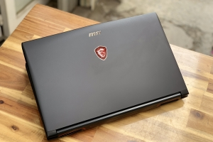 Laptop Gaming MSI GL62M 7RDX, i7 7700HQ 8G SSD128+1T Full HD GTX1050M 4G còn BH 10/2019